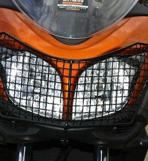 Protector de faro Holan para Suzuki V-Strom 650 2012+