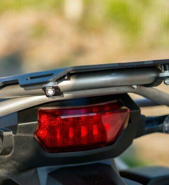 Soporte Top Case Holan para Honda Africa Twin Adventure Sports