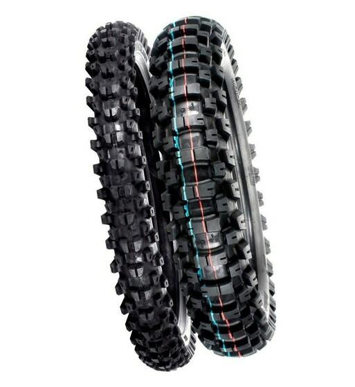 Neumático MotoZ Tractionator Enduro S/T