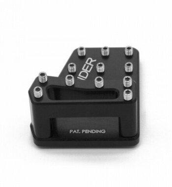 Extensión de pedal de freno DualControl de AltRider  para la BMW F 850/750 GS