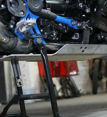 Cubrecarter Outback Motortek para BMW R 1200 GS LC