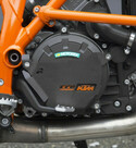 AltRider Clutch Side Engine Case Cover for the KTM 1290