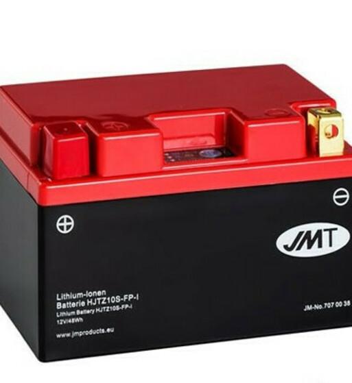 Bateria de litio JMT