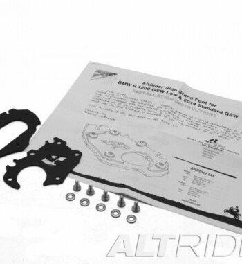 Extensión de la pata de cabra AltRider para BMW R 1200 GS LC