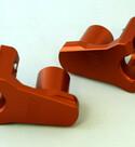 Alzas de manillar ROX de 44mm para manillar de 26mm para KTM 390 Adventure