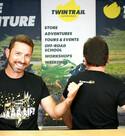 Camiseta TwinTrail Tamos Laif