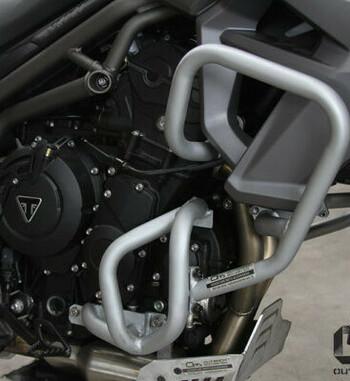 Barras de Defensa -- Triumph Tiger 800