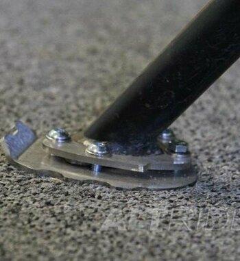 Extensión de la pata de cabra AltRider para BMW F 800 GS