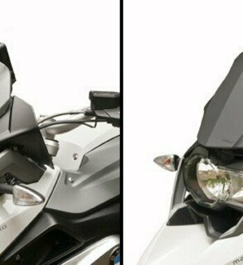 Pantalla corta MachineArt Moto para BMW R 1200 GS / Adventure LC