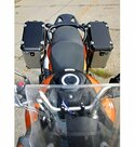 Sistema maletas aluminio Holan Nomada Pro para Honda Africa Twin RD07