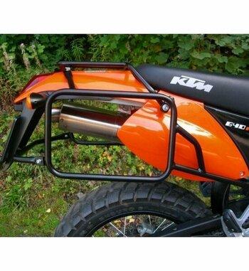 Soporte maletas Holan para KTM LC4