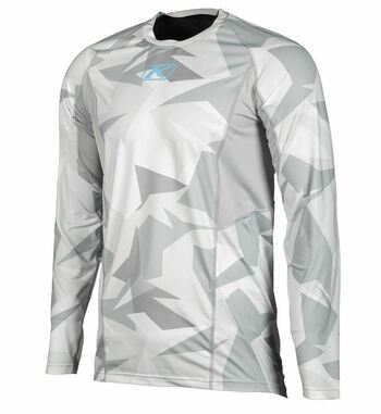 Aggressor Cool -1.0 Long Sleeve