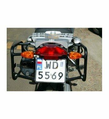 Soporte asimétrico maletas Holan para BMW R 1200 GS